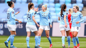 Man City have gone top of the WSL ahead of Chelsea - for now