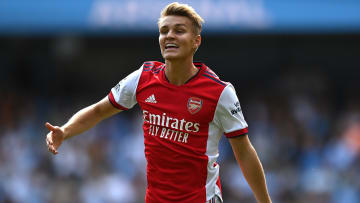 Martin Odegaard has high hopes for Arsenal