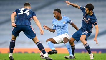 Man City vs Arsenal - Premier League