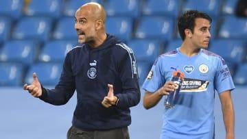Gehen ab Sommer getrennte Wege: Pep Guardiola und Eric Garcia