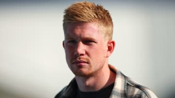 Kevin De Bruyne injured his ankle at Euro 2020