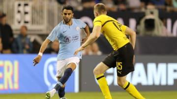 City e Dortmund prometem confronto de muitos gols