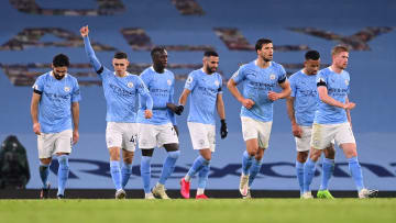 Manchester City have won the 2020/21 Premier League title with three games to go