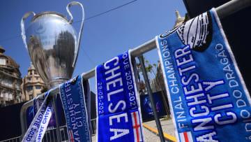 Manchester City-Chelsea