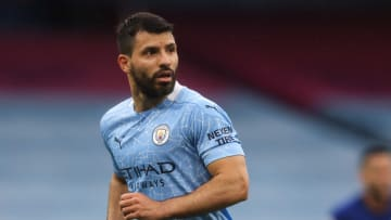 Sergio Aguero is reportedly on the verge of signing a deal with Barcelona