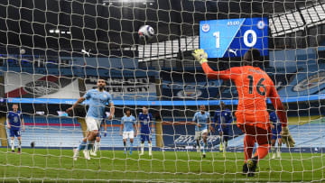 Aguero's error ultimately cost City
