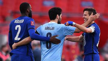 Manchester City v Chelsea: Emirates FA Cup Semi Final