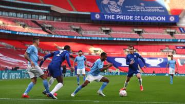 Manchester City e Chelsea se enfrentam neste sábado (08) pela Premier League.