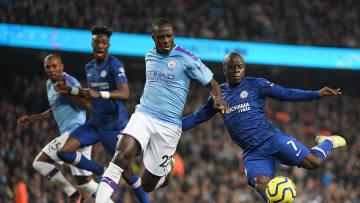 Manchester City v Chelsea FC