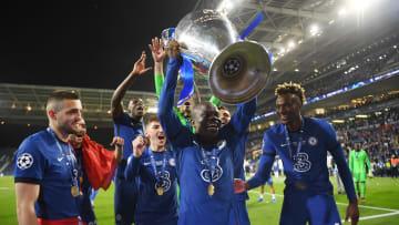 Kanté ha sido importantísimo para ganar la Champions League