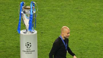 City disputou sua primeira final da Champions League na história.