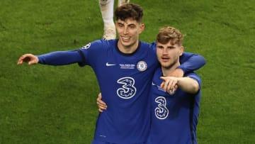 Havertz & Werner both joined in 2020