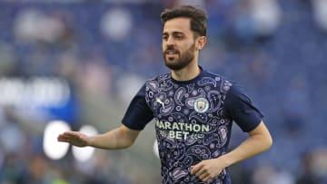 Bernardo Silva is ready to leave Man City this summer