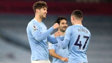 Man City are lining up new contracts for Stones & Foden