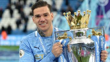 Ederson helped Manchester City regain the Premier League title