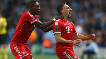 David Alaba, Franck Ribery