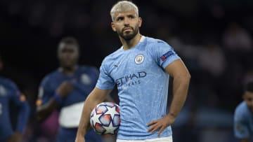 Sergio Aguero is on Leeds' radar