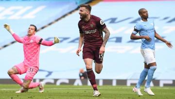 Stuart Dallas grabbed a stoppage time winner for Leeds