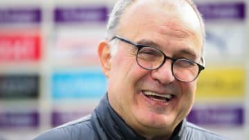 """Perseveró, luchó, aguantó, esperó y triunfó"", aseguró el entrenador de Leeds United."