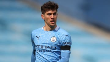 John Stones has committed his future to Man City