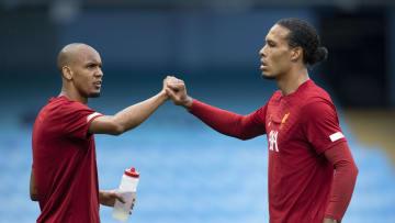 Der FC Liverpool möchte mit Van Dijk und Fabinho verlängern.