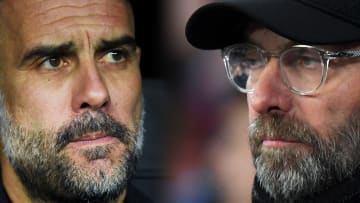 Klopp und Guardiola wollen den Premier-League-Titel