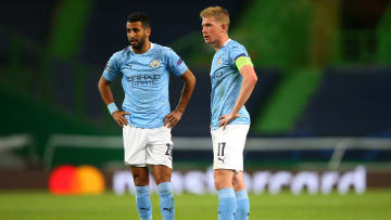Kevin De Bruyne and Riyad Mahrez are among two of the best players in the Premier League