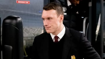 Phil Jones readying to leave Old Trafford