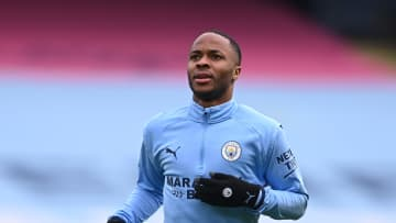 Real Madrid are reportedly eyeing a move for Raheem Sterling