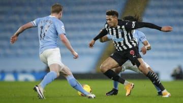 Newcastle e Manchester City se enfrentam pela 37ª rodada da Premier League.