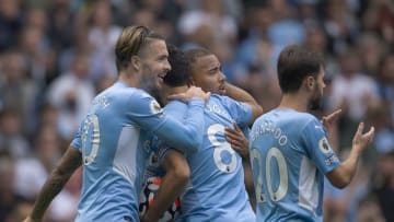 Manchester City v Norwich City - Premier League