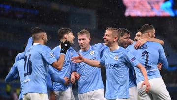 El Manchester City gana al París Saint-Germain
