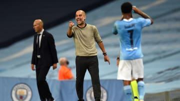Pep Guardiola, Zinedine Zidane, Raheem Sterling