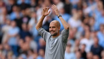 Man City only had one shot on target in the match