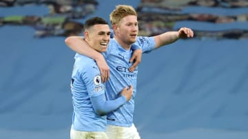 Man CIty dominate the PFA Players' Player of the Year shortlists