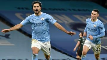 Ilkay Gundogan et Phil Foden sont en feu cette saison avec Manchester City.