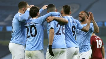Manchester City are on a record-breaking run