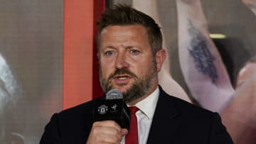 Richard Arnold is favourite to replace Ed Woodward