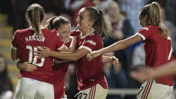 Man Utd kicked off the 2021/22 WSL campaign with a win
