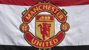 Manchester United bayrağı