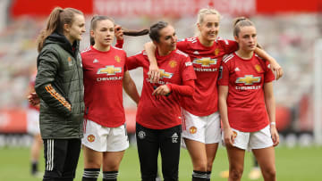 Man Utd women have started a home-grown legacy of their own