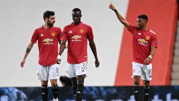 Avec les nombreuses absences, Amad Diallo pourrait faire ses grands débuts en Premier League.