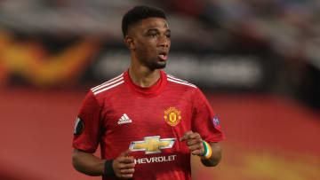 Man Utd fans are keen to see more of Amad Diallo in action