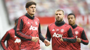Harry Maguire & Luke Shaw will be joined by new faces in the Man Utd defence