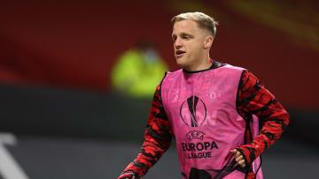 Van de Beek has been linked with another move away