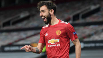 Bruno Fernandes dreams of more than the Europa League