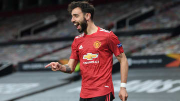 Bruno Fernandes sends inspiration to his Man Utd teammates ahead of AS Roma clash