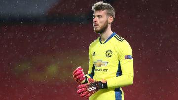 David de Gea plans to stay at Man Utd