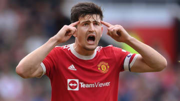 Harry Maguire has a calf injury