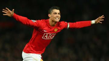 Cristiano Ronaldo defenderá o Manchester United
